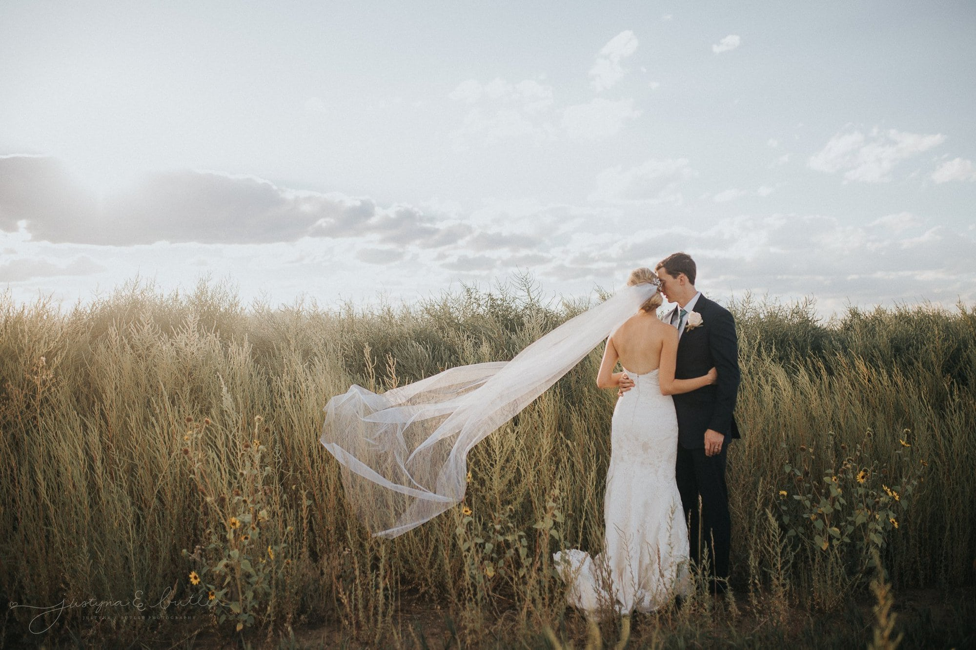 Highland Meadows Golf Course Wedding I Cara + Steve I Colorado Wedding Photographer