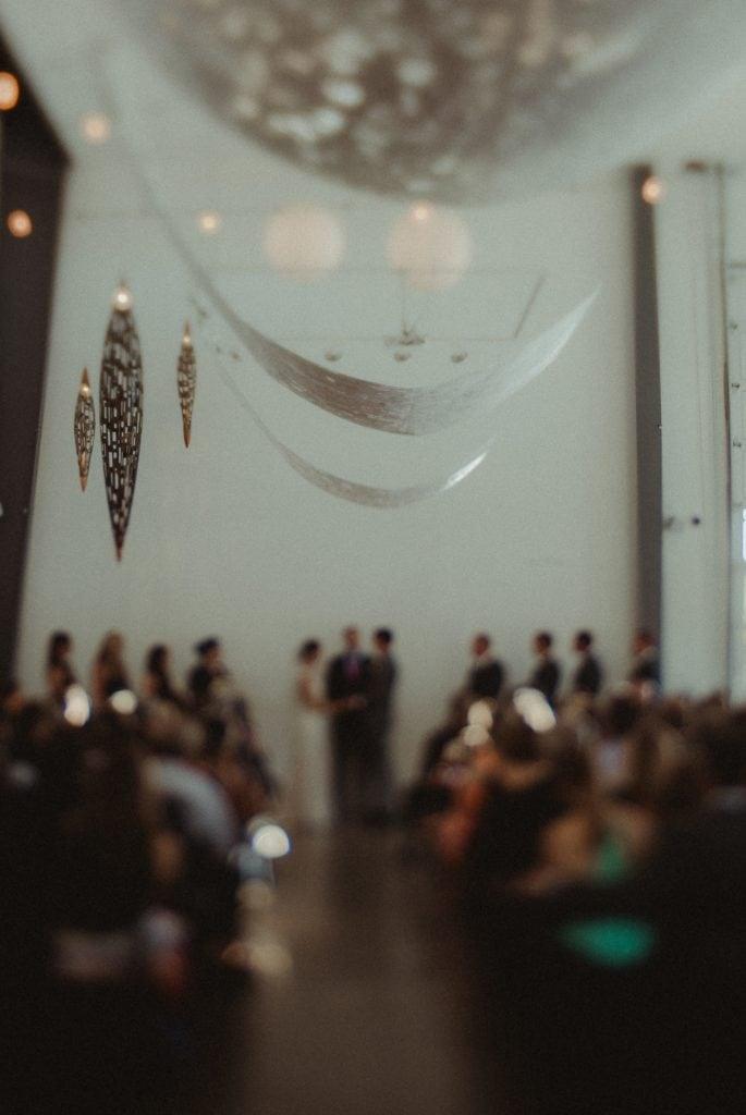 Space Gallery, Denver, Colorado Wedding Photographer