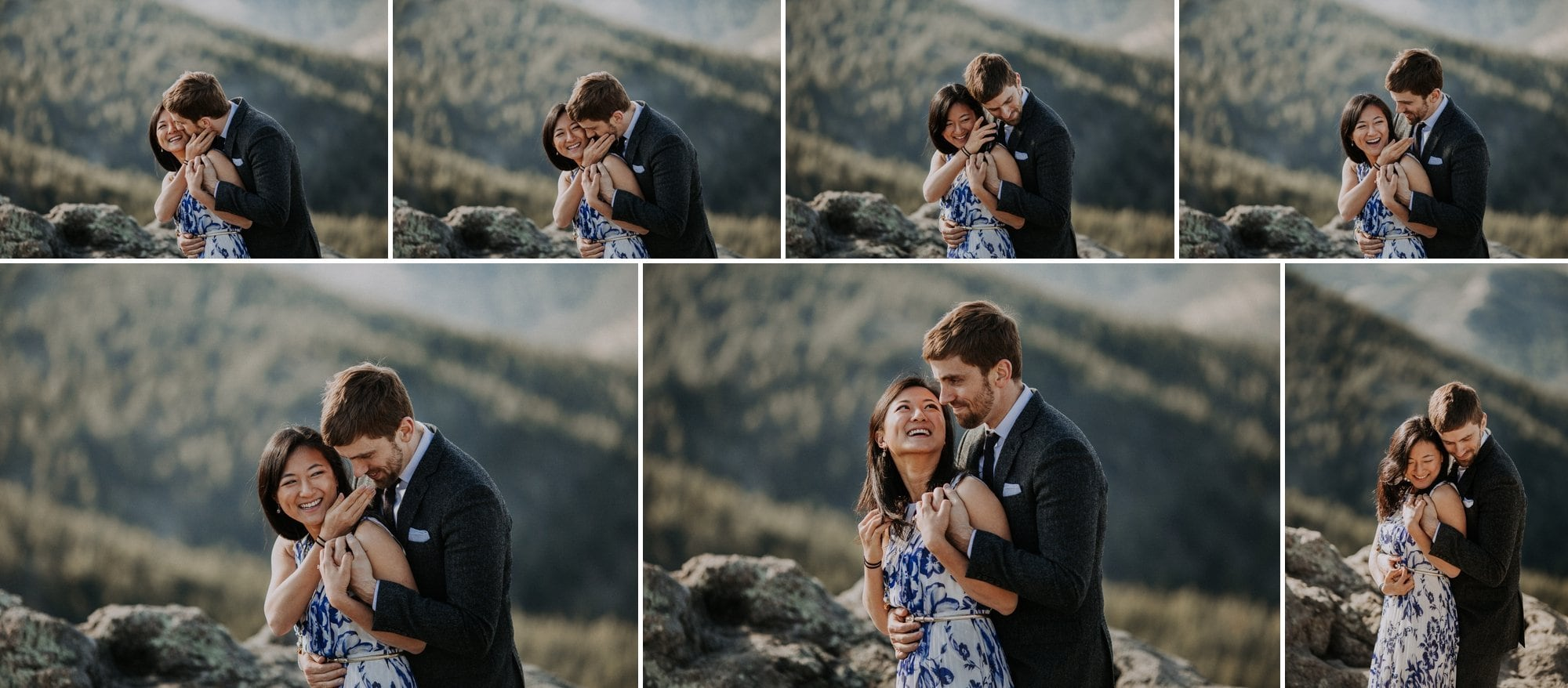 colorado mountain weddings and engagements, Lost Gulch, Boulder