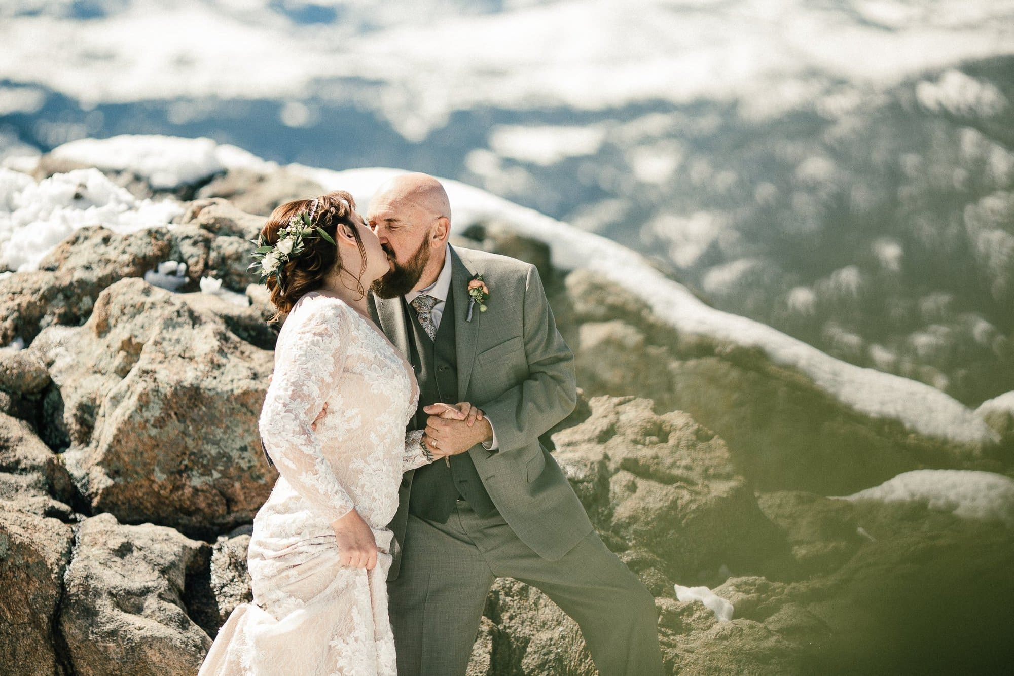 Lost Gulch Wedding Photos