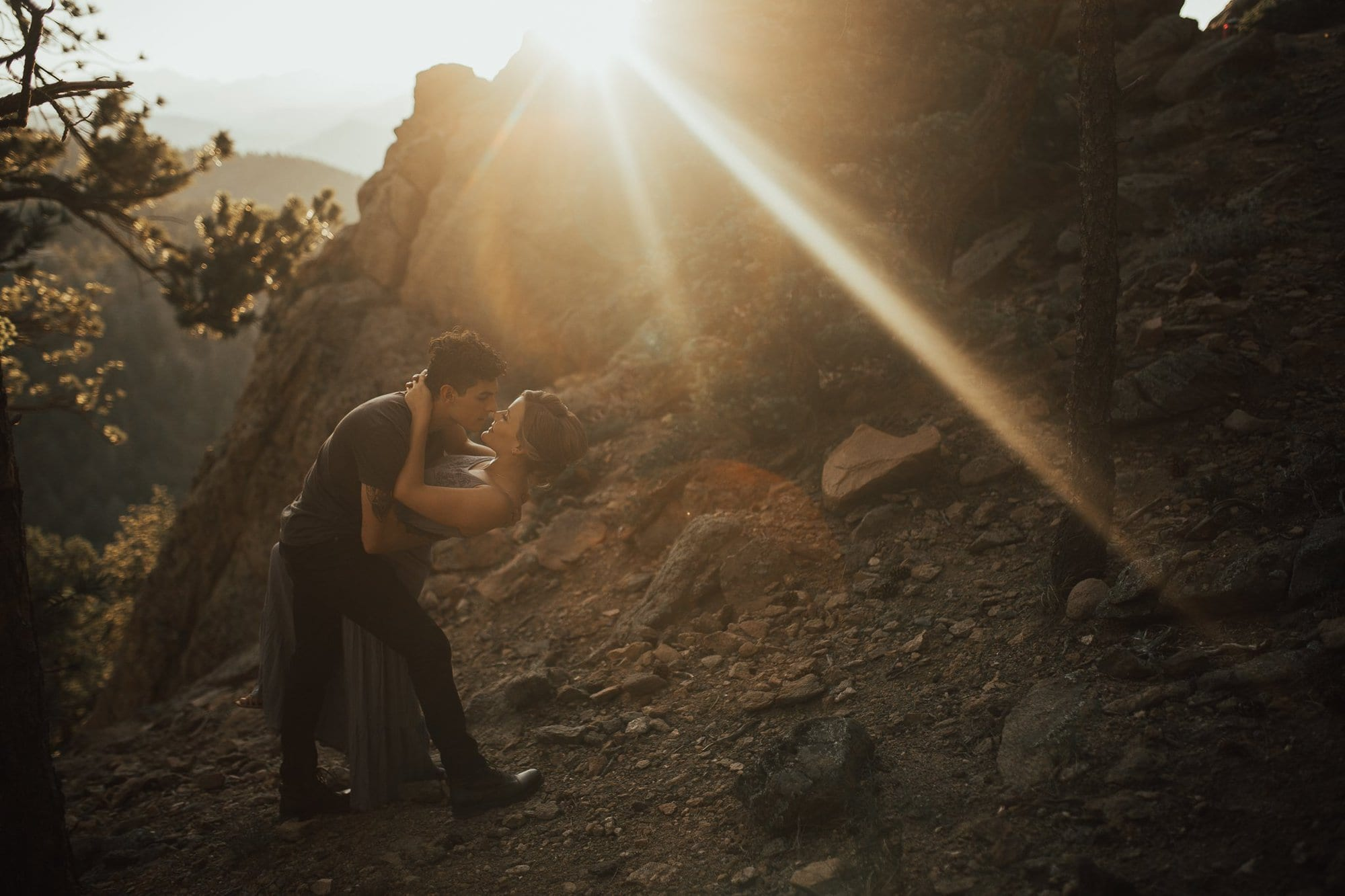 Boulder Engagement Session, Photos, Colorado mountain Wedding Photographer