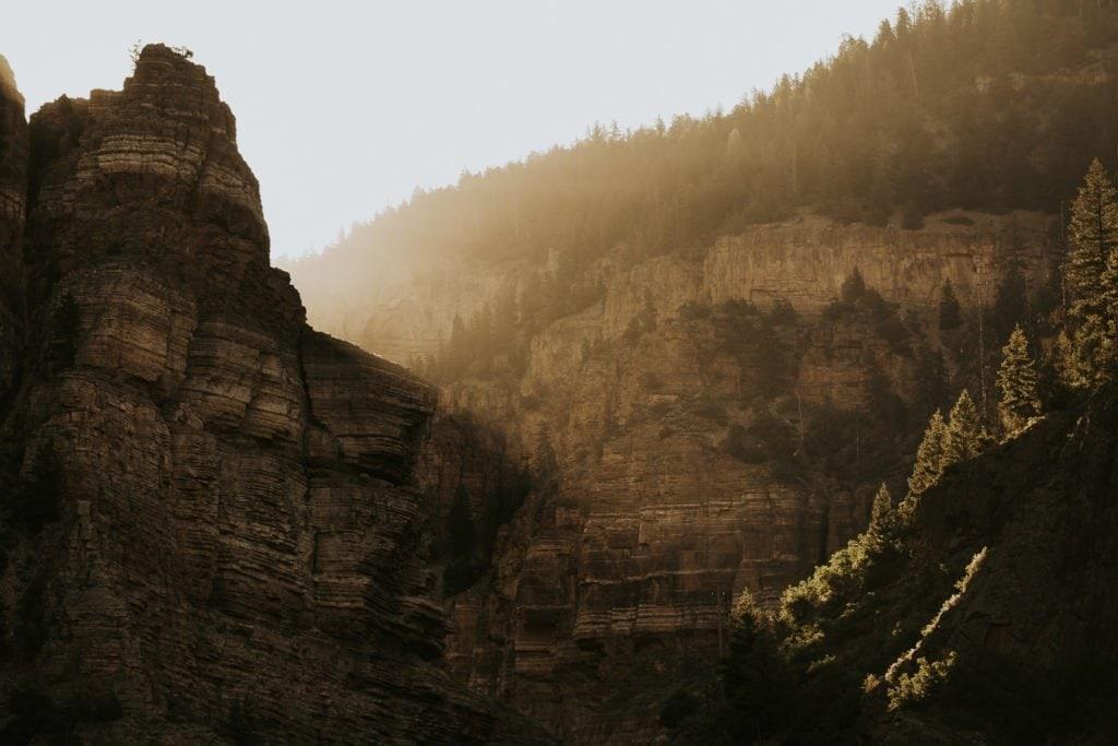 #hanginglake #glenwoodsprings #justynaebutler #porposal #colorado #coloradoproposal