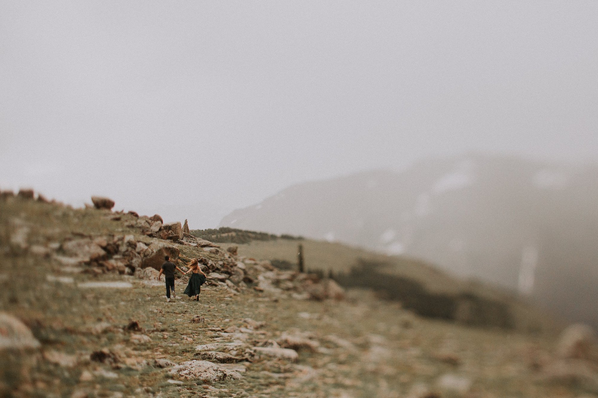 ROCKY MOUNTAIN NATIONAL PARK ENGAGEMENT | ESTES PARK ENGAGEMENT PHOTOGRAPHY | TRAIL RIDGE ROAD ENGAGEMENT | APRIL + DEREK | COLORADO MOUNTAIN ENGAGEMENT PHOTOGRAPHER
