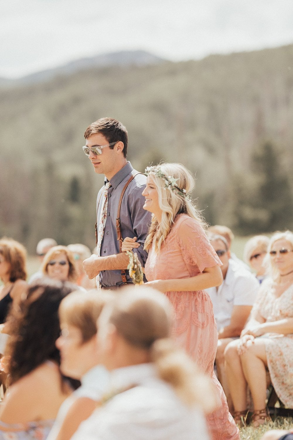 Steamboat Spring Wedding Photography I Rea + Jake I Justyna E Butler I Midnight Ranch Wedding I Colorado Mountain Wedding Photography