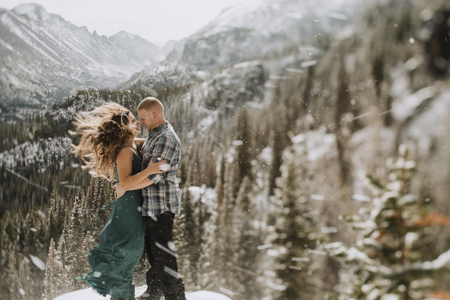 ESTES PARK ELOPEMENTPHOTOGRAPHY |DREAM LAKE, RMNP| JUSTYNA E BUTLER PHOTOGRAPHY | ROCKY MOUNTAIN NATIONAL ELOPEMENT|COLORADO MOUNTAIN ELOPEMENT PHOTOGRAPHER
