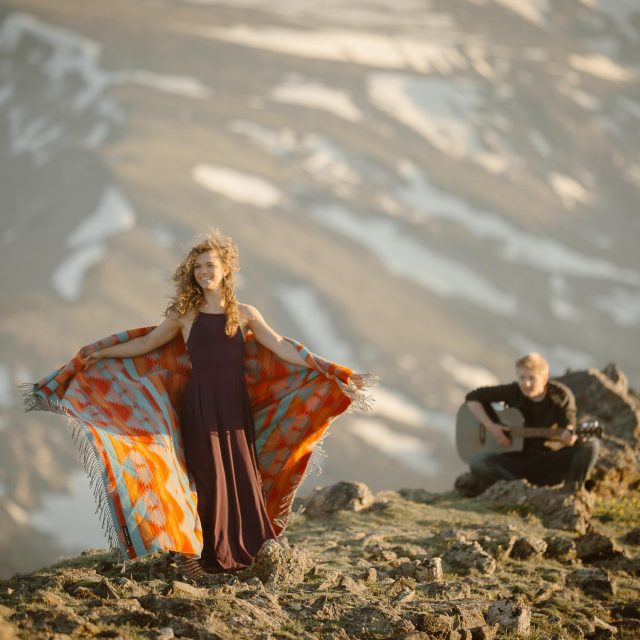 Rocky Mountain Adventure Engagement Session, Rocky Mountain Adventure Elopement Photography, Justyna E Butler Photography, Colorado Elopement Photographer