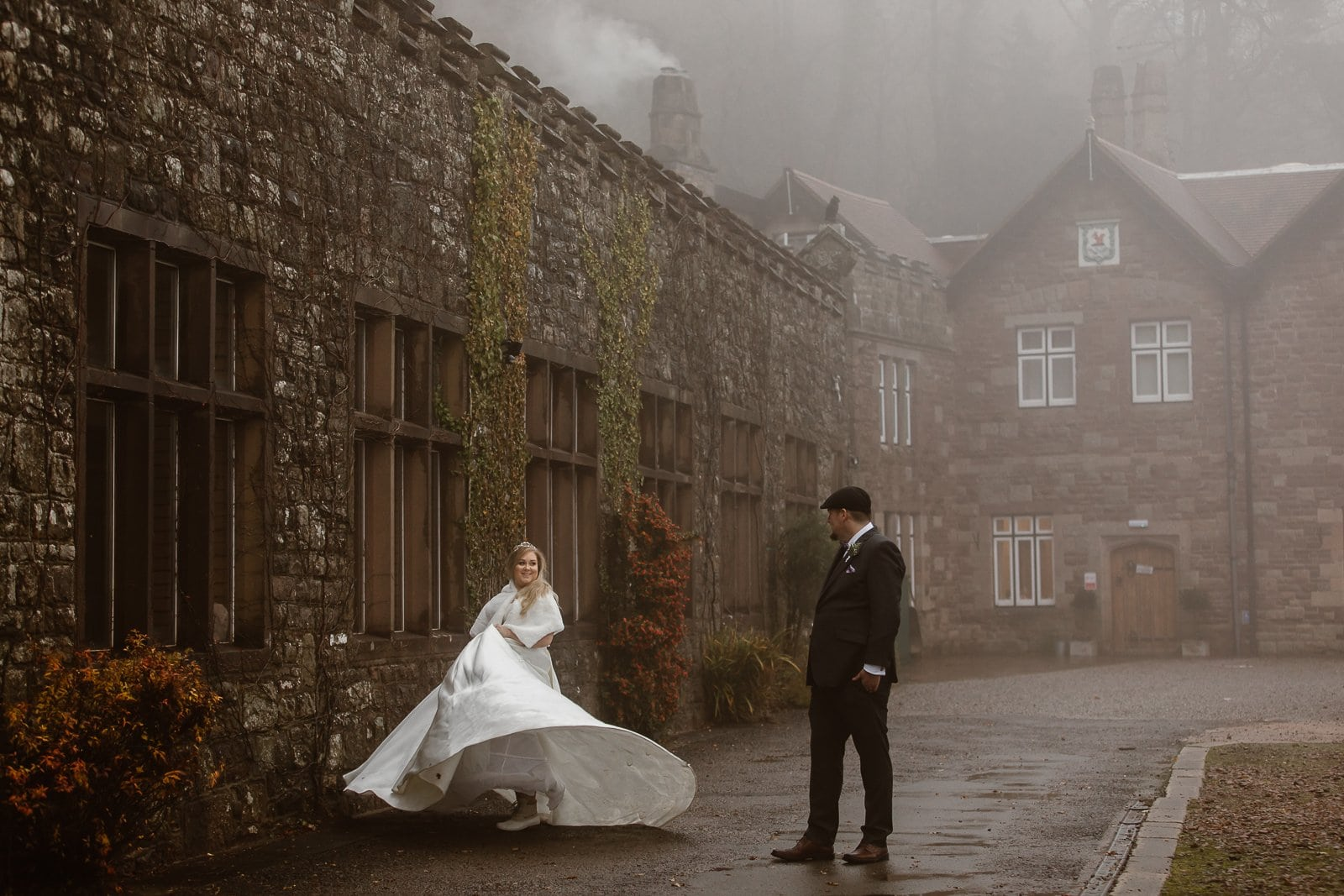 Wales-UK-CAER-LLAN-Wedding-Venue- Manmouth-WALES-destination-adventure-elopement-photographer-intimate-weddings-Justyna-E-Butler-Photography1