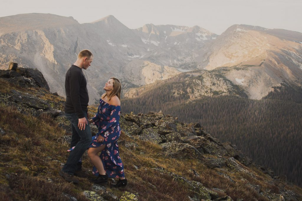 Best Colorado adventure photographers in Estes Park, Justyna E Butler Photography