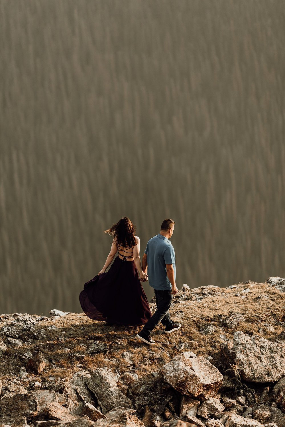 ROCKY MOUNTAIN ENGAGEMENT PHOTOGRAPHY|TRAIL RIDGE ROAD ENGAGEMENT I SELMA + ADO| JUSTYNA E BUTLER PHOTOGRAPHY | ROCKY MOUNTAIN NATIONAL PARK ENGAGEMENT |COLORADO MOUNTAIN ENGAGEMENT PHOTOGRAPHER