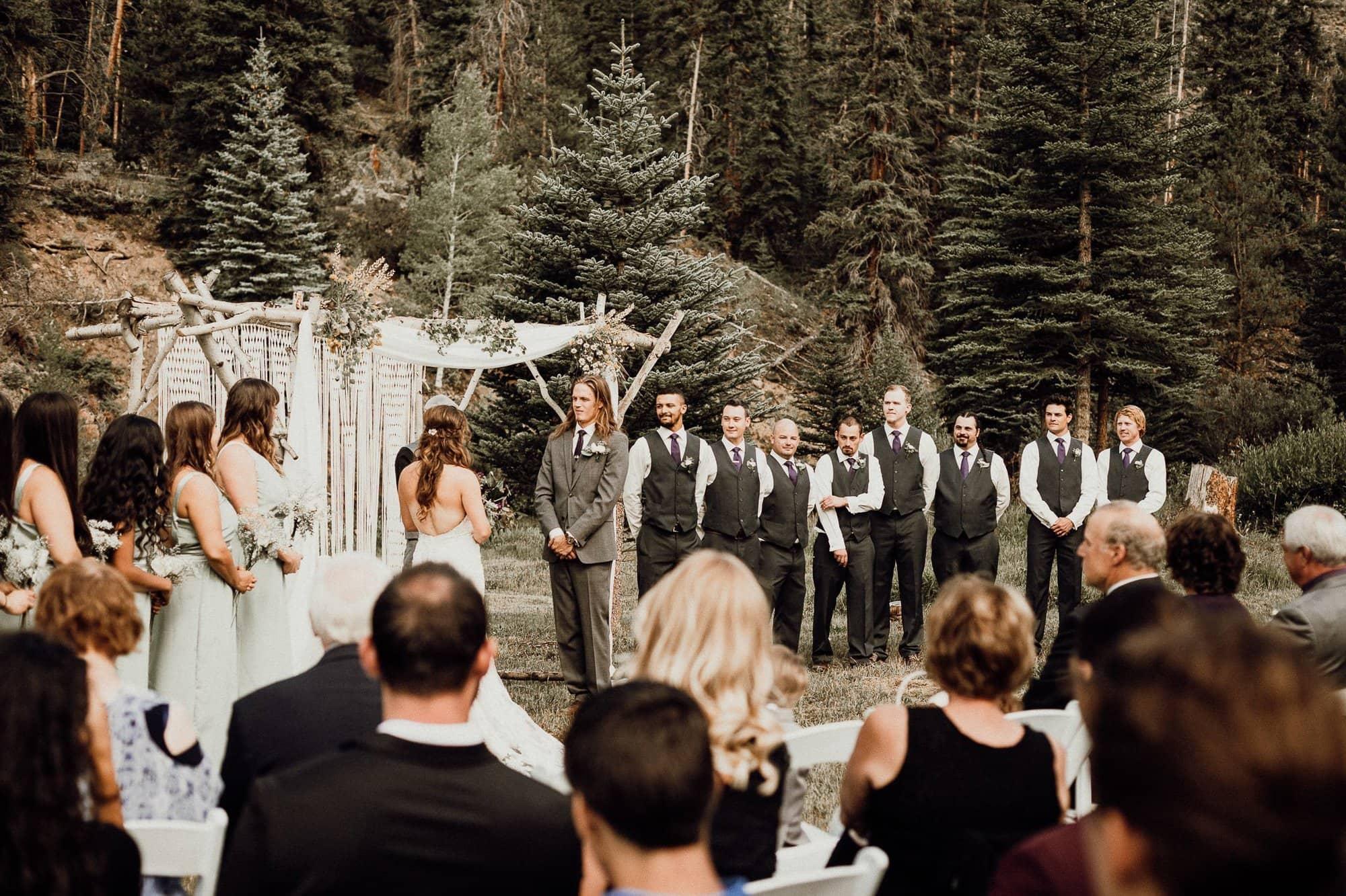 ASPEN CANYON WEDDING IASPEN CANYONWEDDING PHOTOS |JEN + JEREMY |JUSTYNA E BUTLER PHOTOGRAPHY| COLORADO FALL WEDDING | COLORADO MOUNTAIN WEDDING PHOTOGRAPHY
