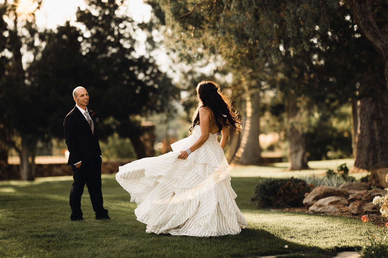 HIGHLANDS RANCH MANSION WEDDING I ELIZABETH + DAVE