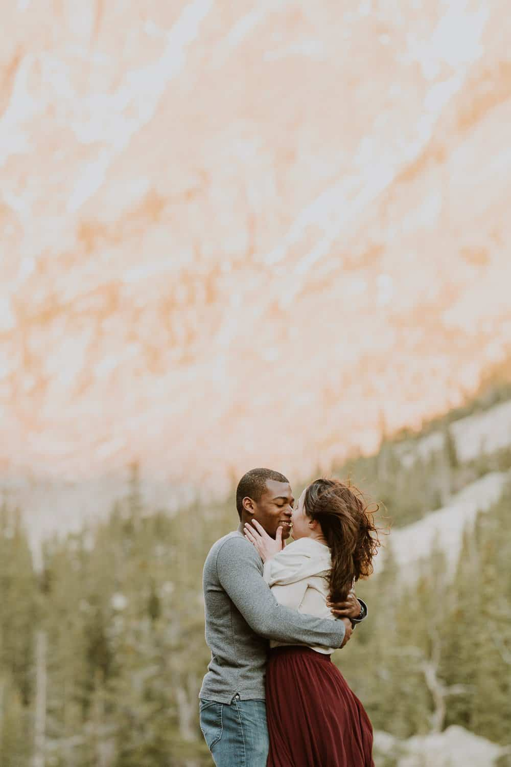 DREAM LAKE HIKING ENGAGEMENT I Intimate Wedding Photographer I ROCKY MOUNTAIN ELOPEMENT PHOTOGRAPHER| JUSTYNA E BUTLER PHOTOGRAPHY | ROCKY MOUNTAIN NATIONAL PARK ELOPEMENT PHOTOGRAPHER| COLORADO MOUNTAIN ADVENTUROUS ELOPEMENT PHOTOGRAPHER|INTIMATE WEDDING COLLECTIONS |ADVENTUROUS ELOPEMENT COLLECTIONS