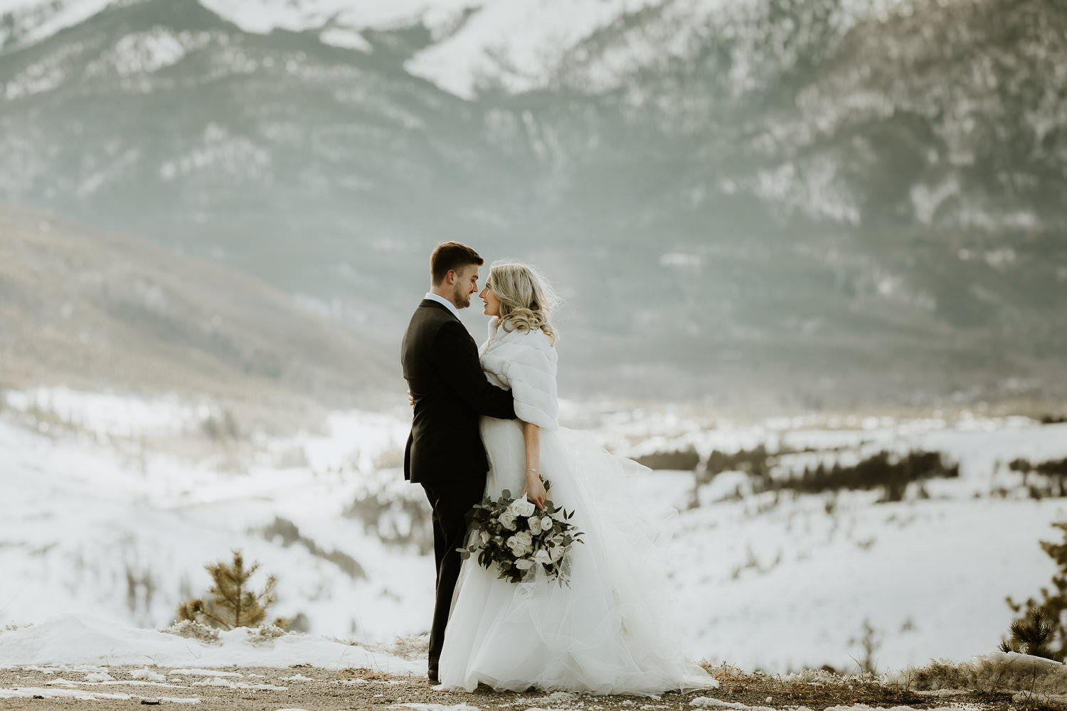 INTIMATE WINTER MOUNTAIN ELOPEMENT IN THE ROCKIES| LOVELAND PASSELOPEMENT | CONTINENTAL DIVIDE ELOPEMENT|COLORADO MOUNTAINELOPEMENT PHOTOGRAPHY | ROCKY MOUNTAIN ELOPEMENT |BRECKENRIDGE COLORADO ELOPEMENT|SAPPHIRE POINT OUTLOOK ELOPEMENT|CASEY + LARRY
