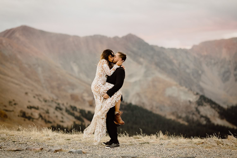 JOHN'S +JANEENA ADVENTUROUS BRECKENRIDGE ELOPEMENT | SUNRISE FIRST LOOK AT LOVELAND PASS | SUNRISE WEDDING CEREMONY AT LOVELAND PASS | DESTINATION ELOPEMENT PHOTOGRAPHER COLORADO ADVENTURE PHOTOGRAPHY|COLORADO ELOPEMENT PHOTOGRAPHER|DESTINATION ADVENTURE ELOPEMENTS + INTIMATE WEDDINGS FOR MADLY IN LOVE SOULS| ROCKY MOUNTAIN NATIONAL PARK COLORADO ELOPEMENT PHOTOGRAPHER