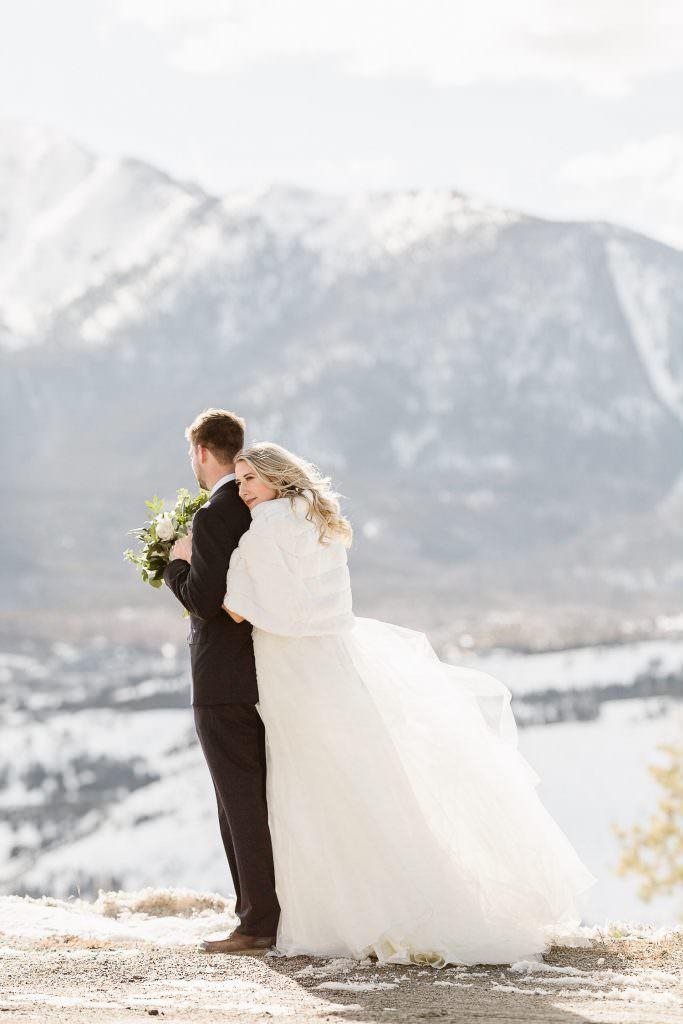 Summit County Colorado Mountain Wedding