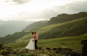 ROCKY MOUNTAIN NATIONAL PARK VOWS RENEWAL I ARRIN + ASHLEY | ESTES PARK ELOPEMENT PHOTOGRAPHY | TRAIL RIDGE ROAD ENGAGEMENT | COLORADO MOUNTAIN ENGAGEMENT PHOTOGRAPHER