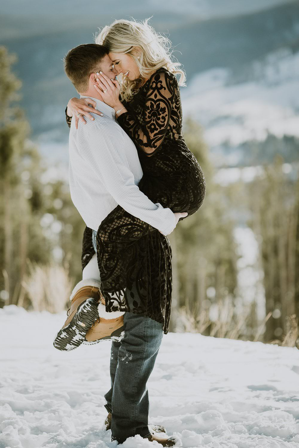 INTIMATE WINTER MOUNTAIN ELOPEMENT IN THE ROCKIES| LOVELAND PASS ELOPEMENT | CONTINENTAL DIVIDE ELOPEMENT|COLORADO MOUNTAIN ELOPEMENT PHOTOGRAPHY | ROCKY MOUNTAIN ELOPEMENT |BRECKENRIDGE COLORADO ELOPEMENT|SAPPHIRE POINT OUTLOOK ELOPEMENT |CASEY + LARRY