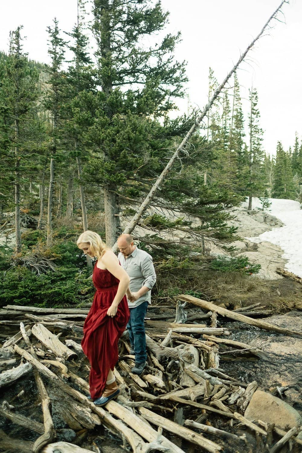 ELOPEMENT ADVENTURE PHOTOGRAPHER|INTIMATE WEDDING PHOTOGRAPHER|ROCKY MOUNTAIN NATIONAL PARK VOWS RENEWAL|HIKING ADVENTURE |COLORADO MOUNTAIN ANNIVERSARY VOWS RENEWAL|ESTES PARK COLORADO| DEVIN + KELLY