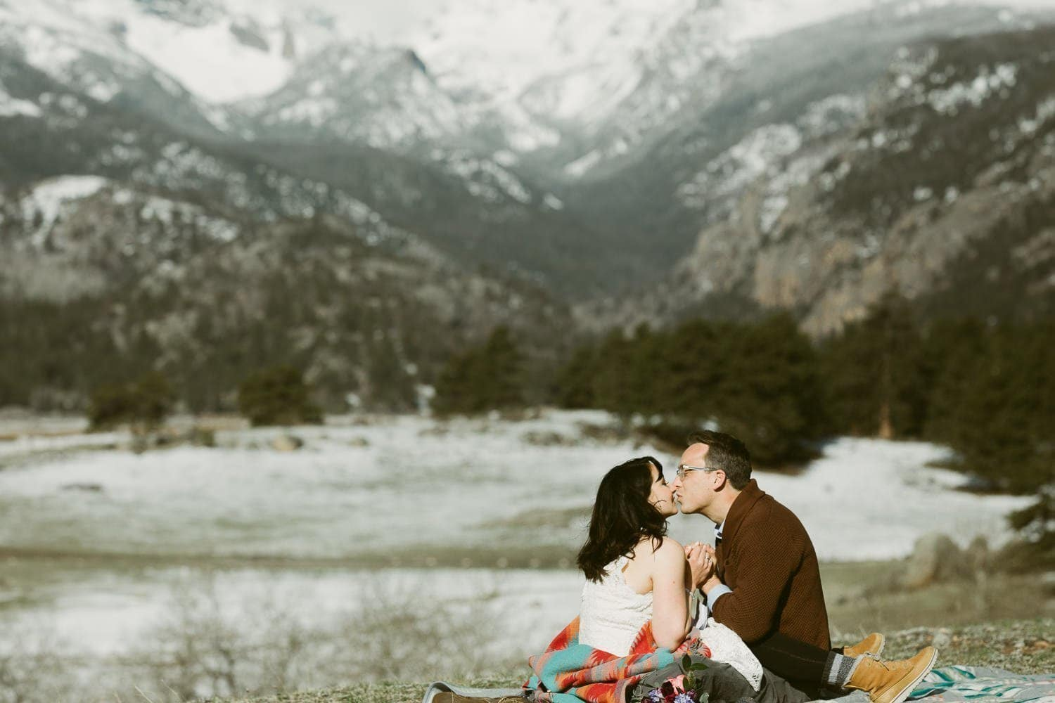 ROCKY MOUNTAIN NATIONAL PARK ELOPEMENT |SELF-SOLEMNIZING ADVENTURE ELOPEMENT|COLORADO MOUNTAIN ELOPEMENT|ESTES PARK COLORADO|DYLAN + CANDICE