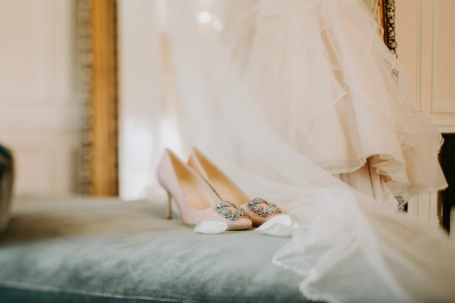 Highlands Ranch Mansion Intimate Wedding I Armon + McKenna