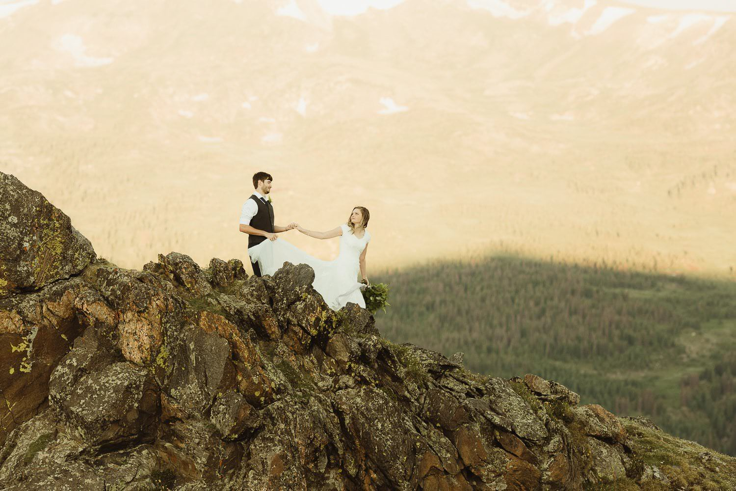 ADVENTURE DESTINATION ELOPEMENT|ROCKY MOUNTAIN NATIONAL PARK WEDDING|RMNP ELOPEMENT|GRAND COUNTY HIKING ADVENTURES|SELF-SOLEMNIZING COLORADO ELOPEMENT |TANDA+STEPHEN