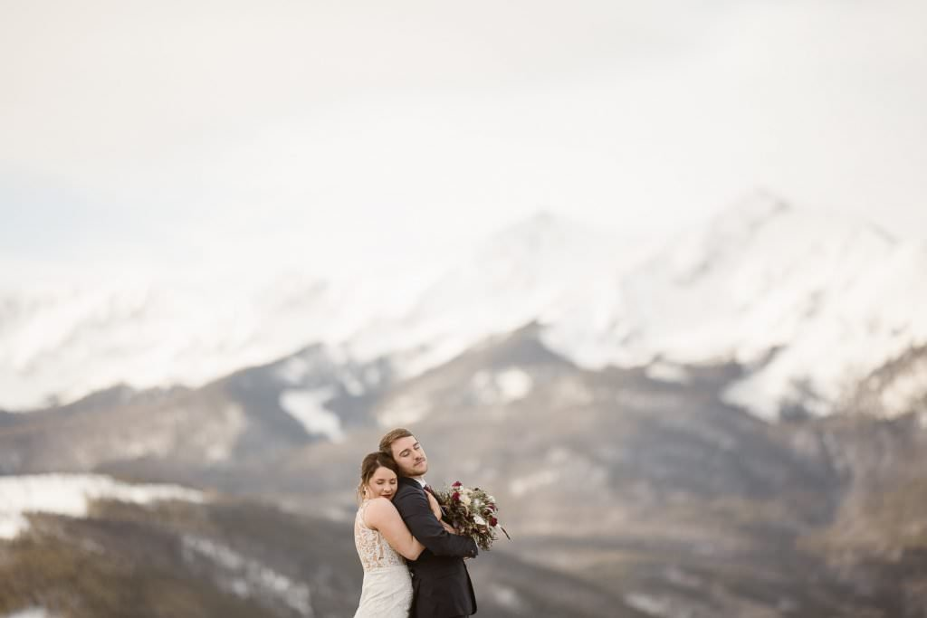 Rocky Mountain Elopement Photographer|Colorado Adventure Elopement Photographer|Destination Adventure Weddings | Sarah+ Justin Adventure Elopement | Breckenridge Colorado Adventures