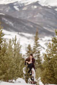 Rocky Mountain Elopement |Colorado Adventure Elopement Photographer|Destination Adventure Weddings | Justyna E Butler Photography