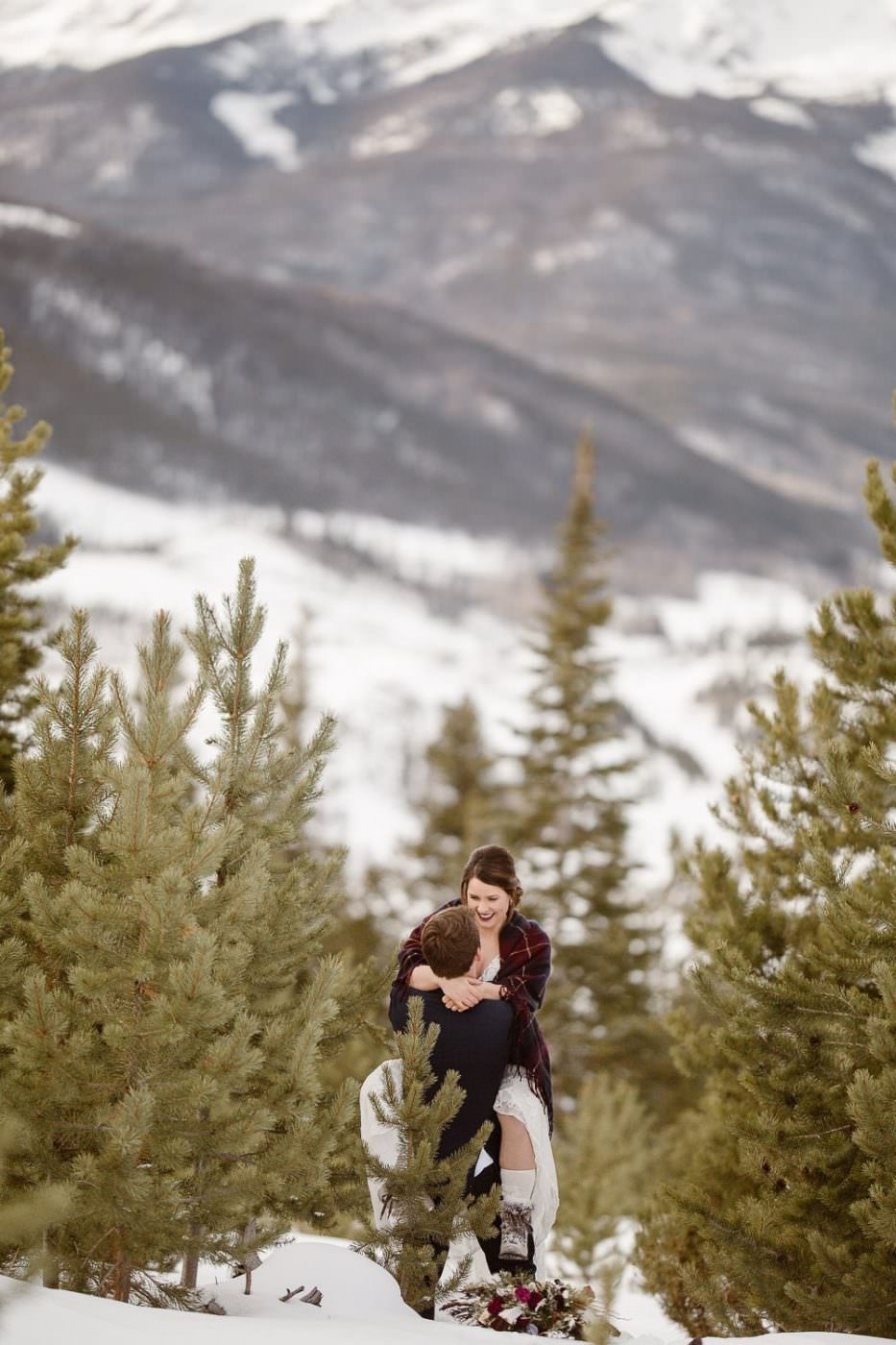 Rocky Mountain Elopement |Colorado Adventure Elopement Photographer|Destination Adventure Weddings | Justyna E Butler Photography