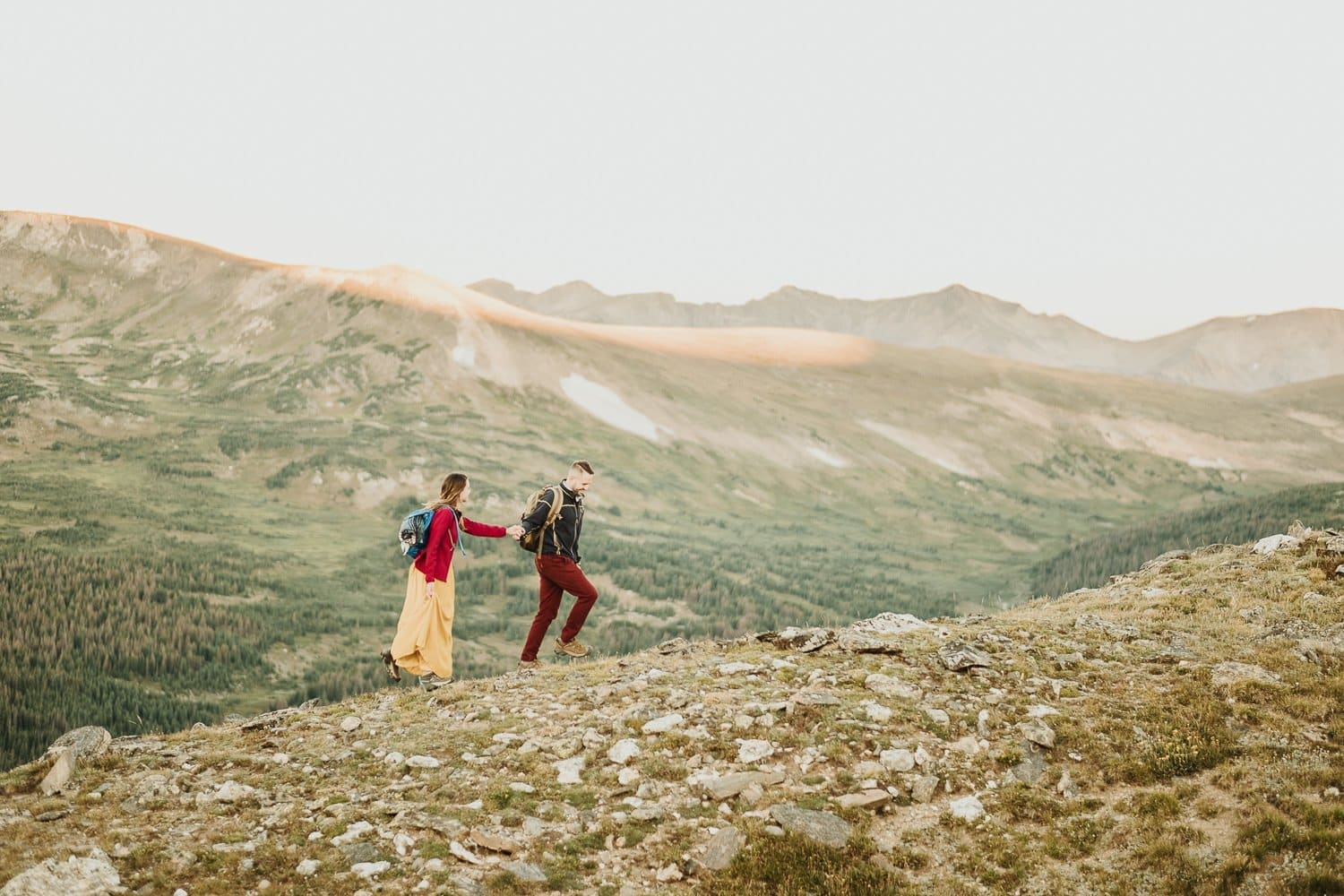 STAR GAZING MOUNTAIN ENGAGEMENT ADVENTURES|JULIANNE+DARREN|ROCKY MOUNTAIN NATIONAL PARK SPRING ADVENTURES | COLORADO SUNRISE ADVENTURE|MOUNTAIN HIKING ADVENTURE PHOTOGRAPHER|TRAIL RIDGE ROAD HIKING ADVENTURE|INTIMATE WEDDING + ADVENTUROUS ELOPEMENT PHOTOGRAPHER|ADVENTURE WEDDING PHOTOGRAPHER| ESTES PARK COLORADO ENGAGEMENT PHOTOGRAPHER