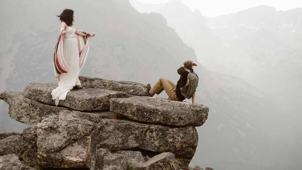 They explore. Stories of life changing adventures on the top of the world Photos by Justyna E Butler Photography. Intimate Weddings + Adventure Elopement Photographer based in Colorado.