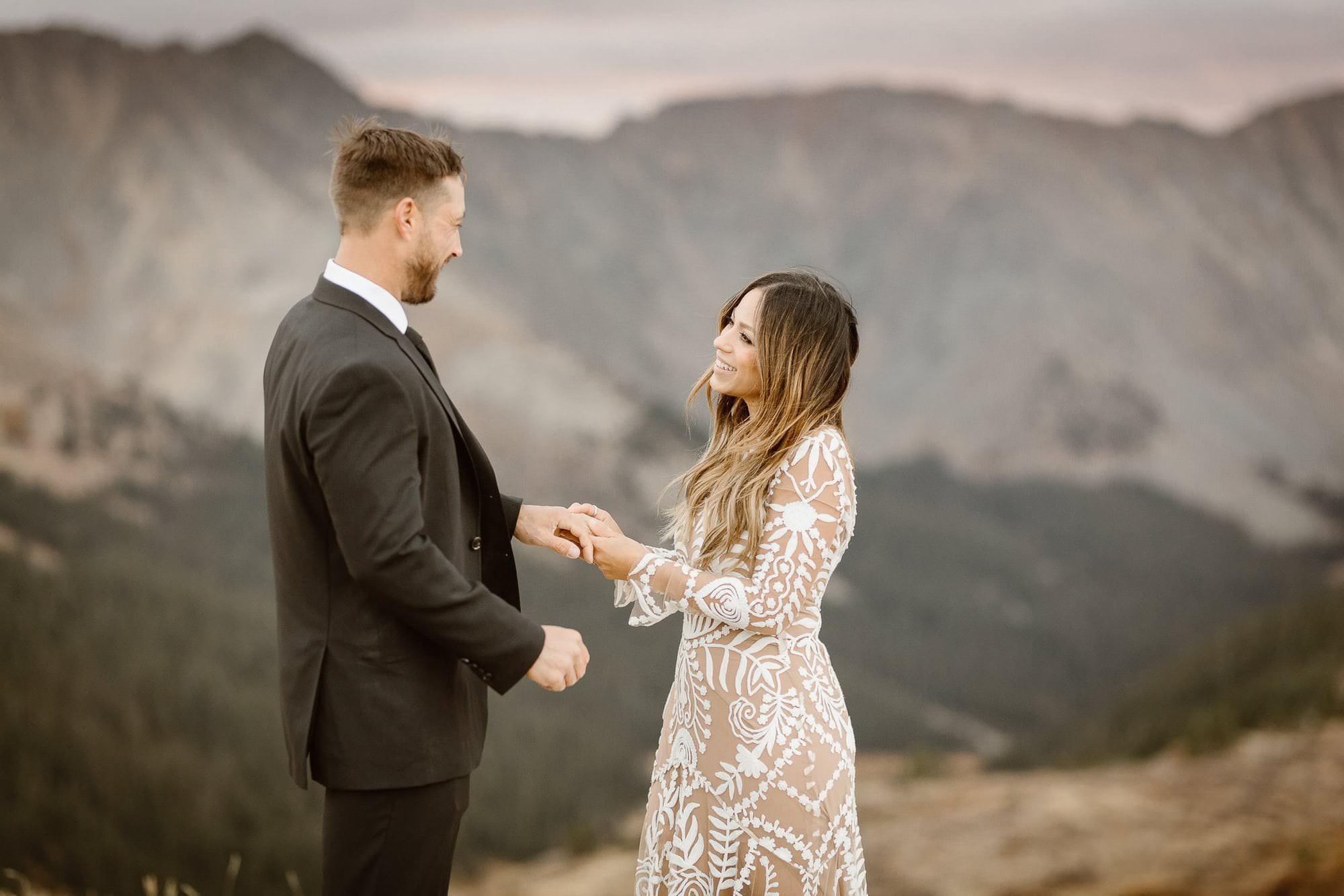 COLORADO ELOPEMENT PHOTOGRAPHER|COLORADO ADVENTURE ELOPEMENT|ROCKY MOUNTAIN NATIONAL PARK INTIMATE WEDDING|RMNP ELOPEMENT| COLORADO WEDDING PHOTOGRAPHER|Breckenridge Elopement