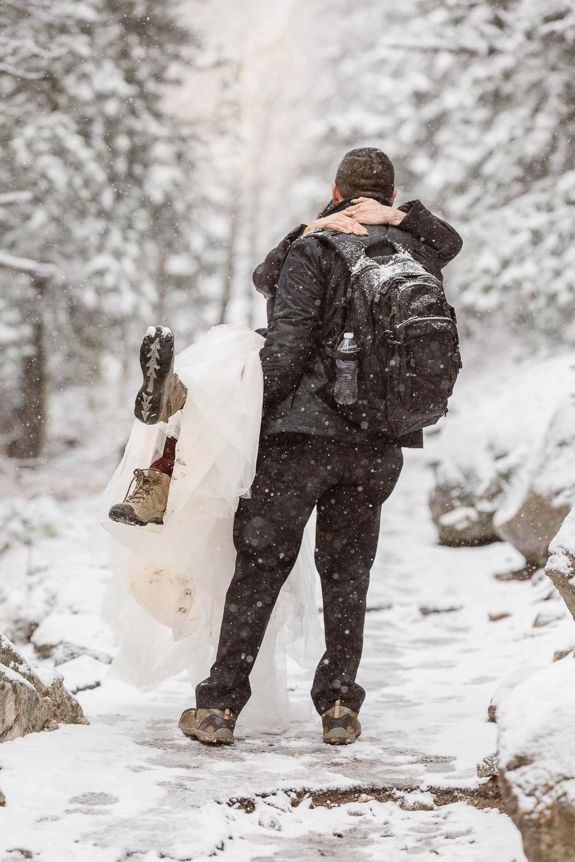 LILY+CHRIS'S ADVENTUROUS ROCKY MOUNTAIN NATIONAL PARK ADVENTURE | COLORADO ELOPEMENT PHOTOGRAPHER | DESTINATION ELOPEMENT PHOTOGRAPHER
