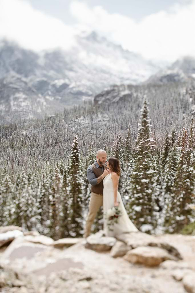 Colorado Elopement Photographer | Rocky Mountain Elopement Photographer|Colorado Adventure Elopement Photographer|Destination Adventure Weddings | Adventure Elopement
