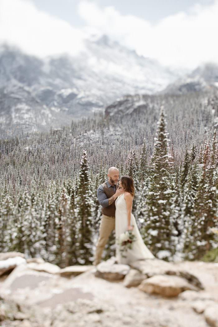 Colorado Elopement Photographer | Rocky Mountain Elopement Photographer|Colorado Adventure Elopement Photographer|Destination Adventure Weddings | Adventure Elopement