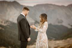 Colorado Adventure Hiking elopements