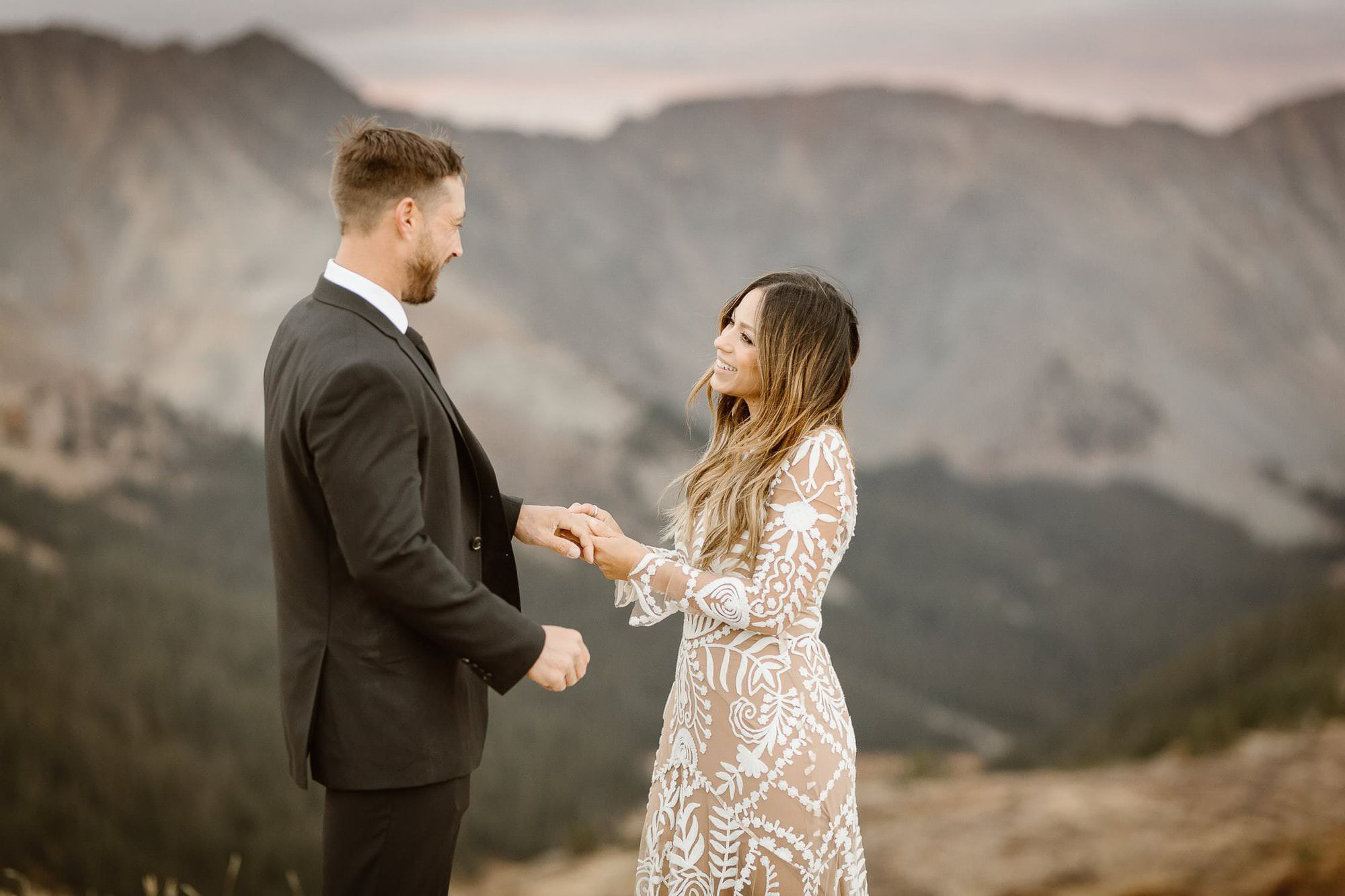 Colorado Adventure Elopements