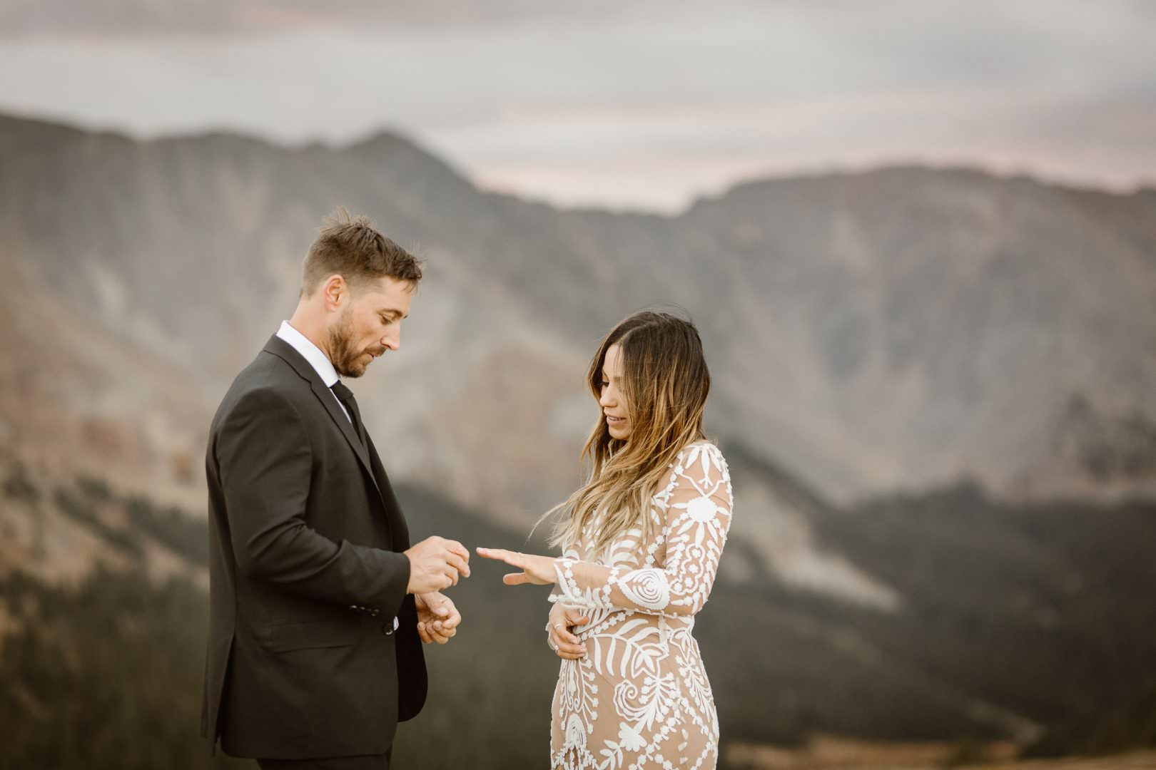 Colorado Elopement Photogarpher