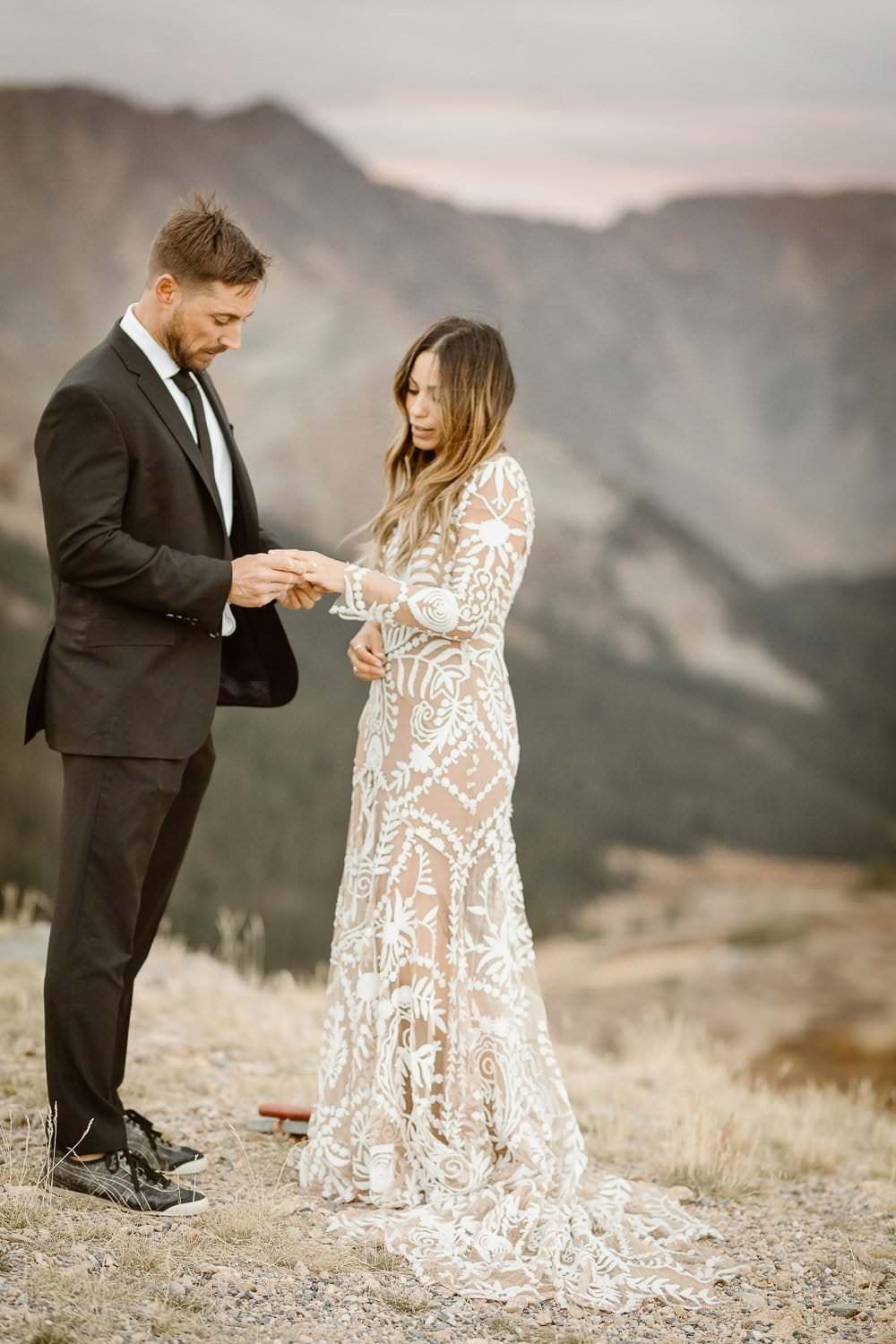 Breckenridge Intimate Weddings