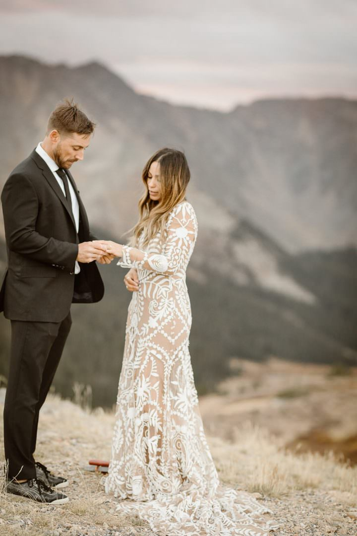 colorado intimate weddings