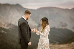 Destination Colorado Elopement