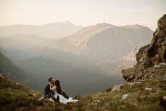 Colorado Wedding Photographer   Adventure Engagement in Colorado   Dreamy Alpine Adventures
