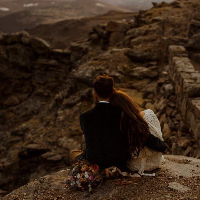 Rocky Mountain Colorado Adventure Weddings, Colorado Adventure Elopement Photographer
