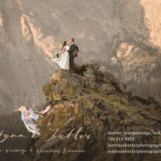Rocky Mountain Adventure Elopement Photographer |Colorado Adventure Elopement Photographer Rocky Mountain National Park Wedding Photographer | Adventure Colorado Adventure Photography For Madly In Love |Colorado & Worldwide |Justyna E Butler Photography