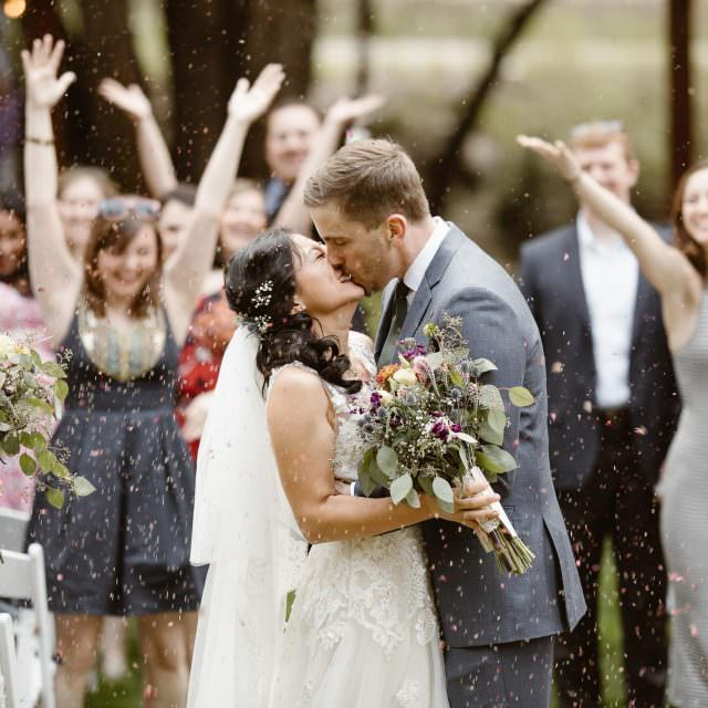 ALPEN WAY CHALET MOUNTAIN LODGE WEDDING| EVERGREEN COLORADO DESTINATION WEDDING