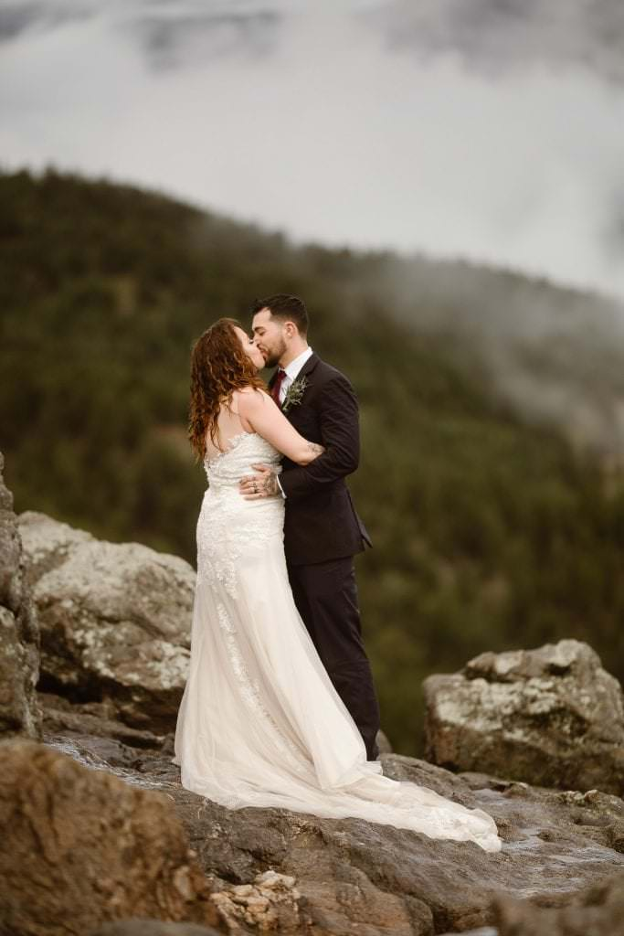 COLORADO ELOPEMENT PHOTOGRAPHERS | LOST GULCH BOULDER