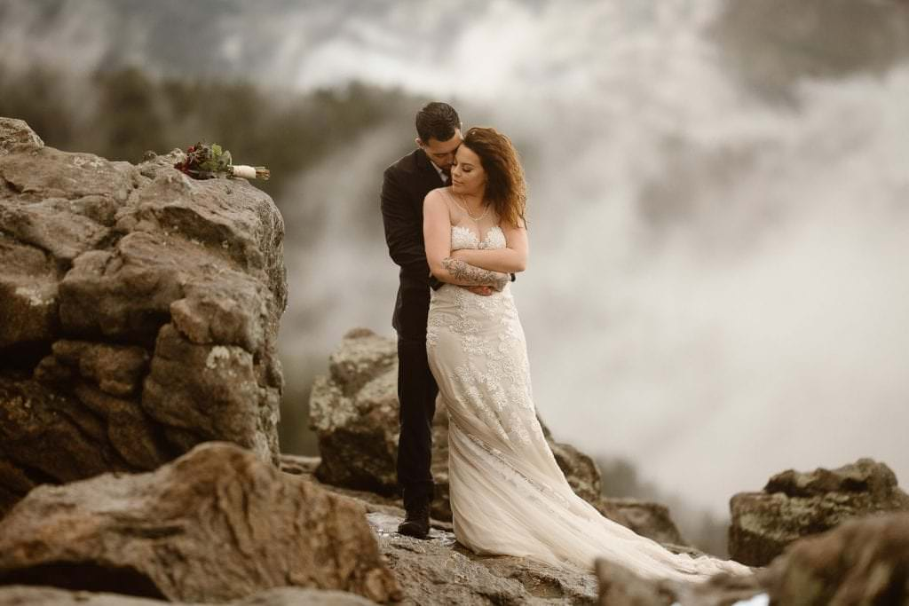 COLORADO ELOPEMENT PHOTOGRAPHERS | LOST GULCH BOULDER ELOPEMENT | ADVENTURE ELOPEMENT PHOTOGRAPHERS