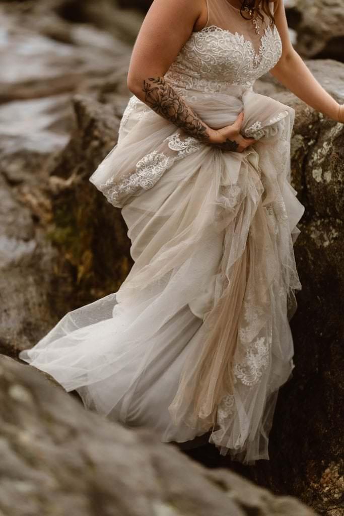 Boho Bride | ADVENTURE ELOPEMENT PHOTOGRAPHERS
