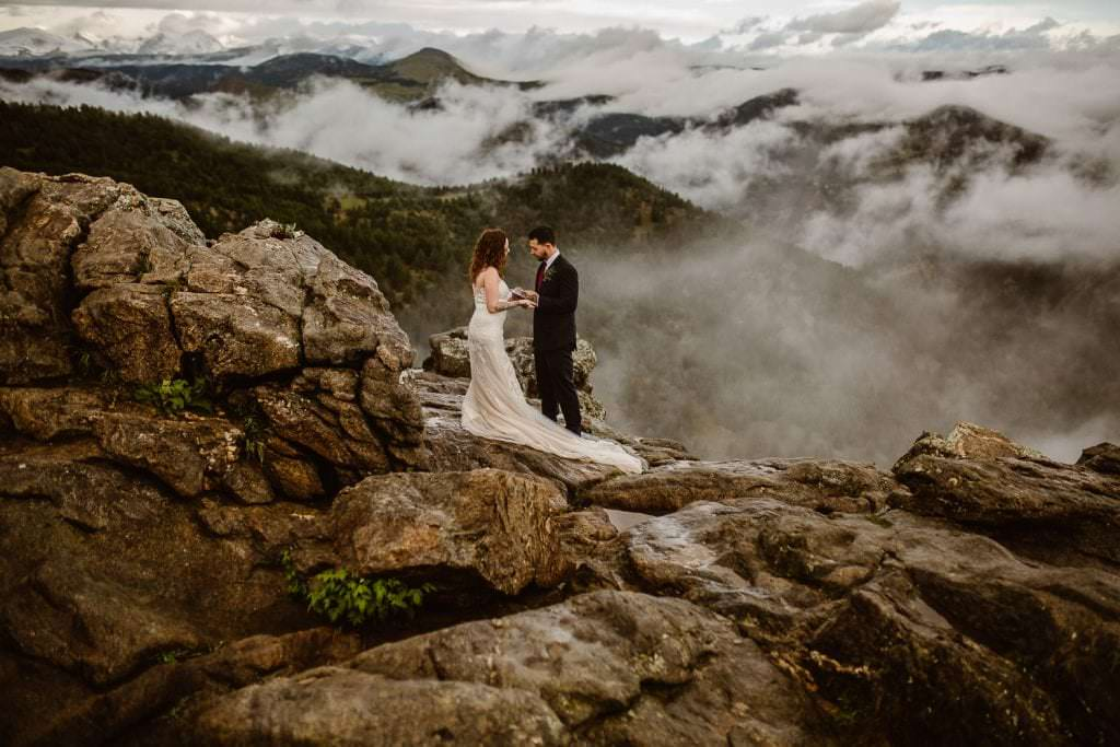 COLORADO ELOPEMENT PHOTOGRAPHERS