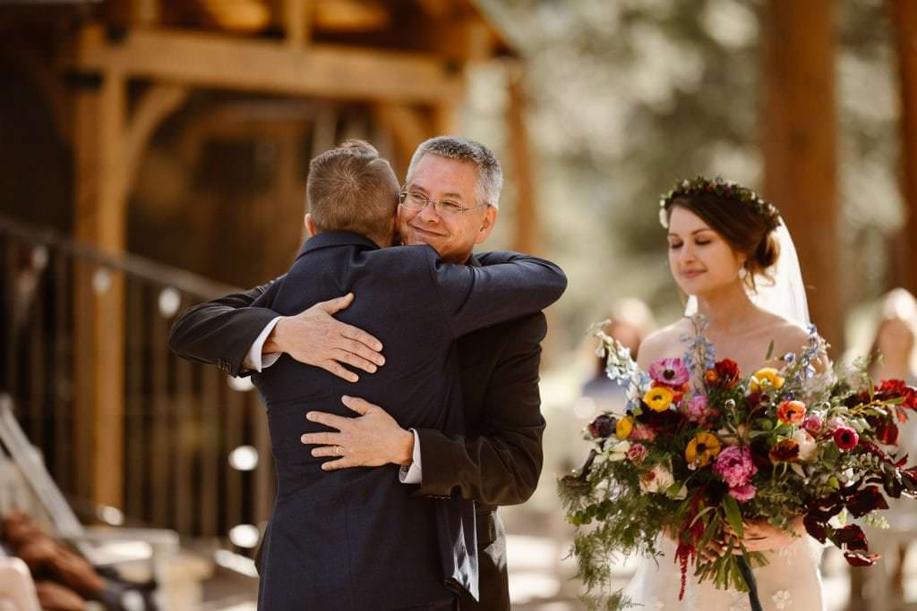 DELLA TERRA MOUNTAIN CHATEAU COLORADO WEDDING