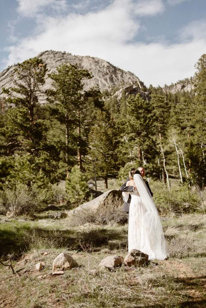 DELLA TERRA MOUNTAIN CHATEAU COLORADO WEDDING | COLORADO WEDDING PHOTOGRAPHER | ESTES PARK COLORADO